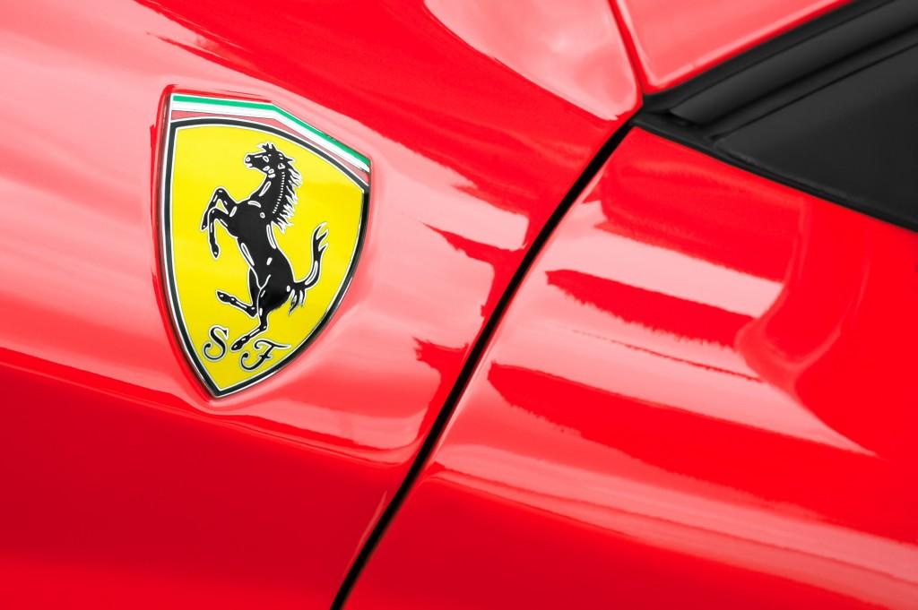 Ferrari - die bekannte Luxusautomarke gibt es jetzt auch an der Börse