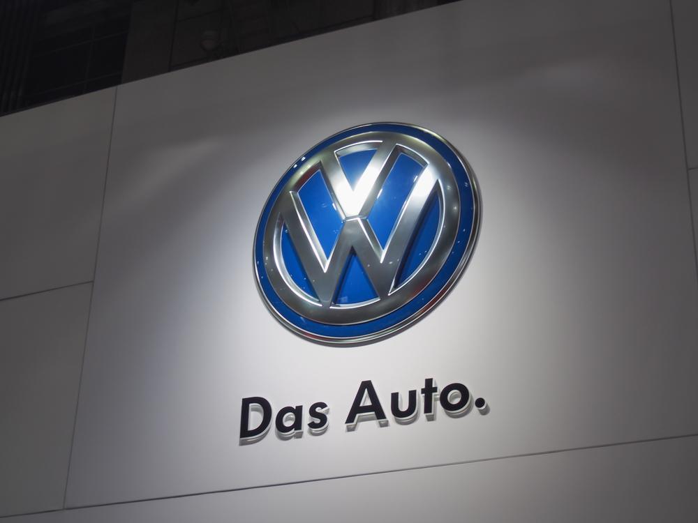 Volkswagen - ein derzeit skandalgeplagter Konzern