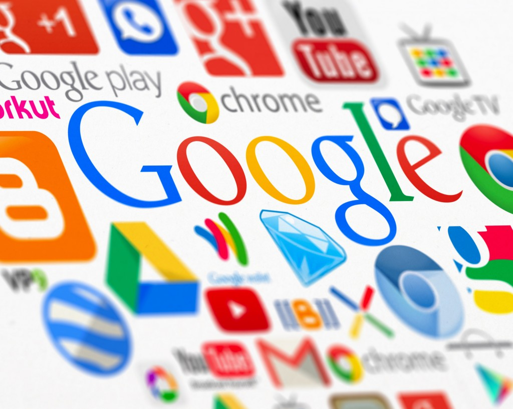 Google - ein vielseitiges Internet-Unternehmen