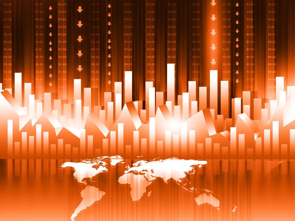 Die wichtigsten Börsen der Welt im Größenvergleich