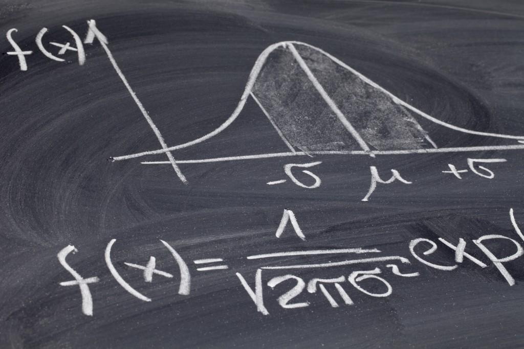 Die gaußsche Normalverteilung spielt bei Optionen eine wichtige Rolle - man muss aber kein Mathematikgenie sein um dieses Finanzinstrument sinnvoll einzusetzen