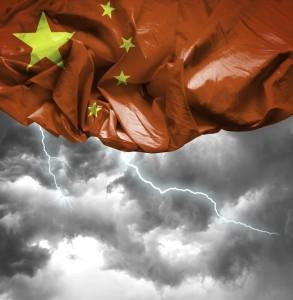 über Chinas Börsen zog in den letzten Wochen ein Gewitter auf