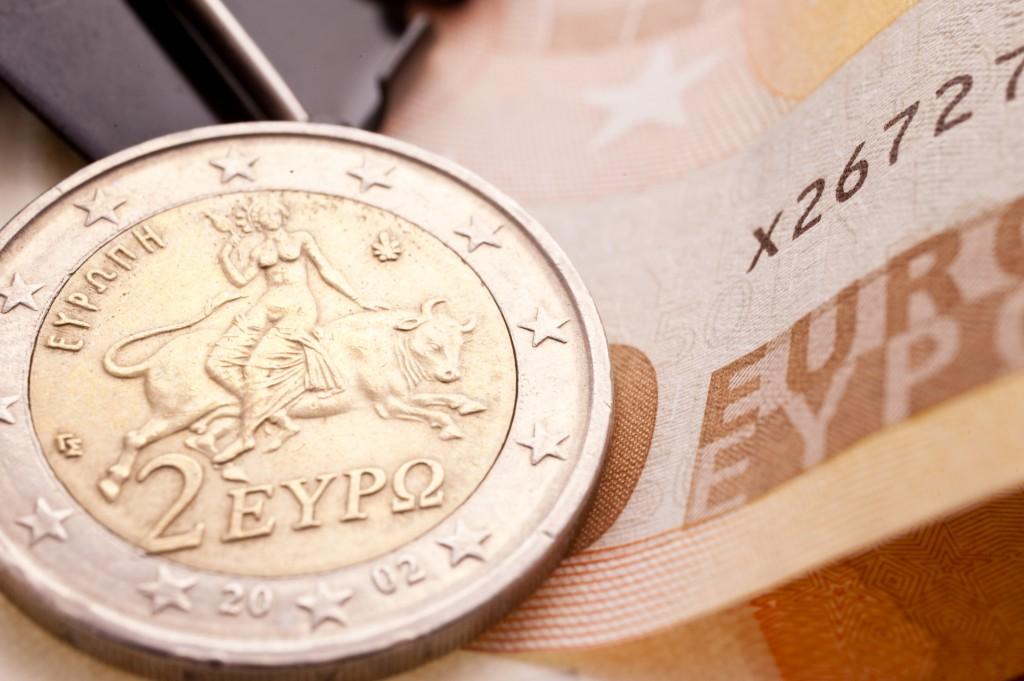 Wird es bald keine griechischen Euros mehr geben?